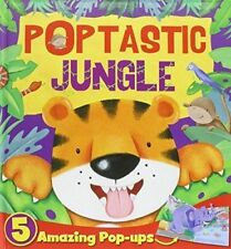 Poptastic Jungle by Bonnier Books Ltd (Hardback, 2014)