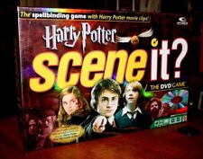 Scene It?  Harry Potter Edition - The DVD Game - With  Movie Clips & Trivia!
