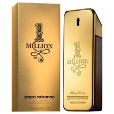 Paco Rabanne 1 Million EDT Spray for Men, 3.4 Oz - FREE PRIORITY SHIPPING