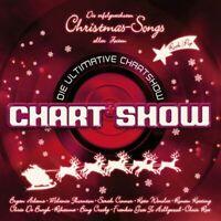 DIE ULTIMATIVE CHARTSHOW CHRISTMAS SONGS 2 CD BAND AID BRYAN ADAMS RIHANNA NEU