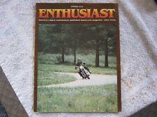 Harley-Davidson Enthusiast    Summer 1979