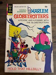 HARLEM GLOBETROTTERS #2 Hold Hillbilly! Hanna-Barbera Gold Key Comic Book
