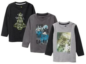 Toddler Boys Long Sleeves Long Sleeve Shirt Pullover Sweater
