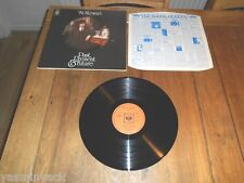 AL STEWART past present and future 65726 A2/B3 uk cbs 1973 LP G/FOLD ORANGE LAB'