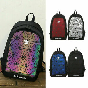 2020 Original Trefoil Adidas School Backpack Travel Rucksack Training Sports Bag