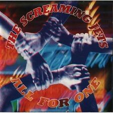 THE SCREAMING JETS All For One CD BRAND NEW