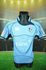 CARDIFF BLUES CANTERBURY 2008-09 WELSH RUGBY UNION SHIRT (M) JERSEY TOP TRIKOT