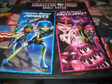 Monster High: Friday Night Frights/Why Do Ghouls Fall in Love (DVD, 2013)
