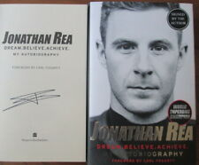Dream. Believe. Achieve. My Autobiography by Jonathan Rea 9781409176886