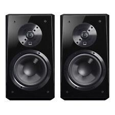 SVS Ultra Bookshelf Speakers (Piano Gloss Black) (New!)