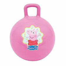 PEPPA PIG INFLATABLE SPACE HOPPER KANGAROO BALL NEW