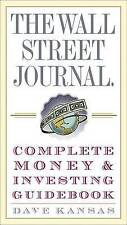 The Wall Street Journal Complete Money and Investing Guidebook (The-ExLibrary