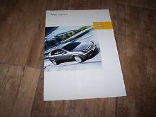 Prospectus /  Brochure OPEL Signum 2004 //