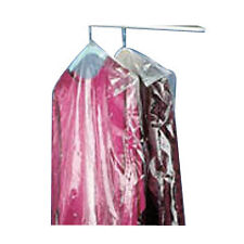 "Dry Clean Poly Plastic Garment Bags 40"" Clear 650 BAGS!"