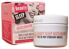 Soap and Glory BEAUTY SLEEP ACCELERATOR Night Moisture Miracle Moisturiser 45ml