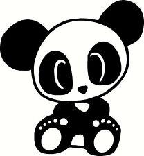 Panda JDM Decal Sticker