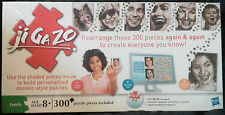 Ji Ga Zo, Personalized Mosaic-Style 300 Piece Puzzle, by Hasbro, New!!!