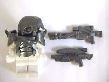 Custom ANDROID Armor & Weapon Pack for Lego Minifigures Space Mass Effect Legion
