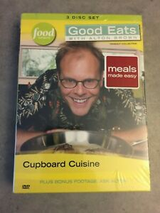 Good Eats with Alton Brown - Takeout Collection - Cupboard Cuisine - New Sealed