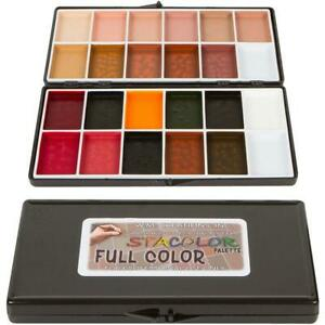 W.M CREATIONS STACOLOR Alcohol Based Palette FULL COLOR special fx