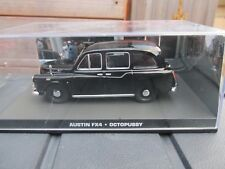 JAMES BOND CARS COLLECTION 114 Austin Taxi Octopussy