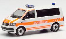 """CH HERPA Militär Modell 1:87//H0 VW T6 Bus """"Militärpolizei Schweiz"""" #700726"""