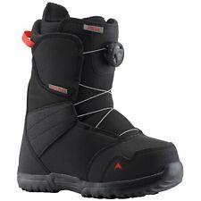 Size 4 Kids' Burton Zipline Boa Snowboard Boot