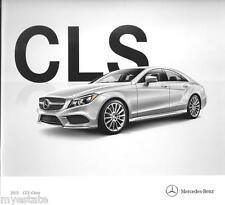 2015 15  Mercedes Benz C Class Coupe  Original  brochure
