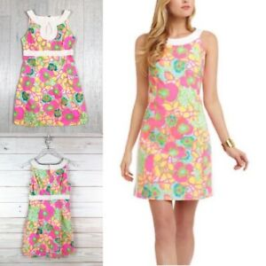 Lilly Pulitzer Darcy Dress Ice Cream Social Size 2