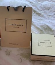 several Jo Malone London Empty Gift Boxes different sizes plus Ribbon Paper Bag