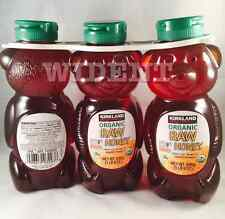Kirkland Signature Raw Organic Honey 680 g PACK OF 3