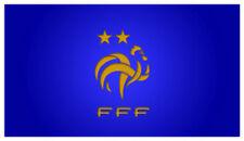 """France Football Federation Flag FFF sticker decal 5"""" x 3"""""""