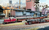 Modellbahnen 2020 (Kalender) NEU