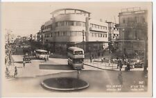 Israel; Tel Aviv, Allenby Rd RP PPC, Unposted, By Palphot, c 1930's