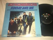 JAY AND THE AMERICANS - SUNDAY AND ME - UNITED ARTISTS ROCK LP