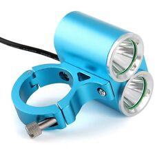 Dark Knight K2E 2 x XML-T6 LED Bike Headlight Bicycle Light 4 Modes 2400LM 7000K