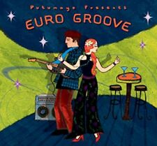 Putumayo euro Groove Jazz amor Mystic Diversions NUOVO OVP