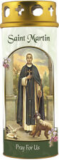 SAINT MARTIN DEVOTIONAL HOLY CANDLE - 100's OF STATUES + PICTURES ALSO LISTED