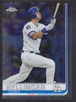 Topps - Chrome 2019 - # 158 Cody Bellinger - Los Angeles Dodgers