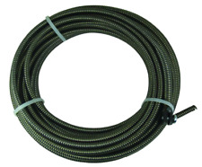 50 Ft Drain Auger Cable Replacement Plumbing Snake Sink Clog Sewer Pipe Cleaner