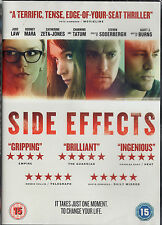 Side Effects - DVD - Jude Law, Rooney Mara, Channing Tatum, Catherine Zeta-Jones