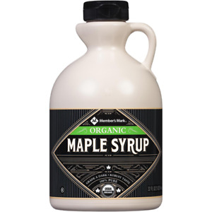 Member's Mark Organic 100% Pure Maple Syrup (32 oz.) FREE SHIPPING