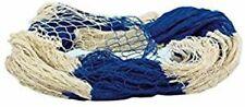 DEKO- Fischernetz - 4X 2 m- blau/Natur