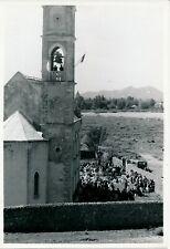 ALBANIE 1938 - Devant une Cathédrale - NV 4533
