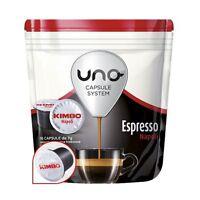 96 CIALDE CAFFE' UNO CAPSULE SYSTEM KIMBO ESPRESSO NAPOLI ORIGINALI BREAK SHOP