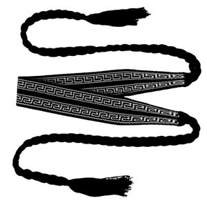 Wushu Belt Taiji Training Belt Shaolin Belt Competition Training Belt