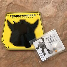 Transformers Masterpiece MP-21 Bumblebee COIN and Amazon Exclusive Battle Face