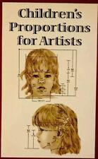 Children's Proportions for Artists, Eugene Fairbanks, BA, MD, 2012