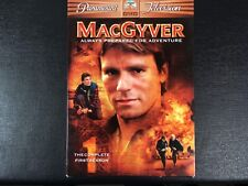 Macgyver Always Prepared for Adventure: Complete First Season 1 One Dvd