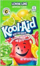 12 Packets of Lemon Lime Kool Aid